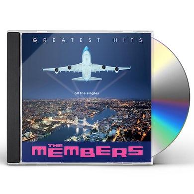 MEMBERS GREATEST HITS CD
