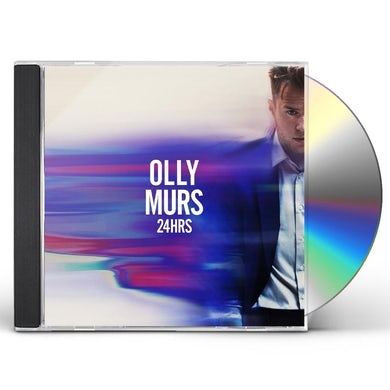 Olly Murs 24 HRS: DELUXE EDITION CD