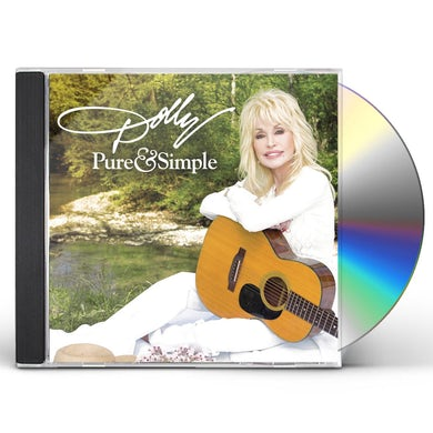 Dolly Parton PURE & SIMPLE CD