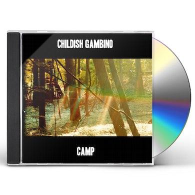 Childish Gambino CAMP CD