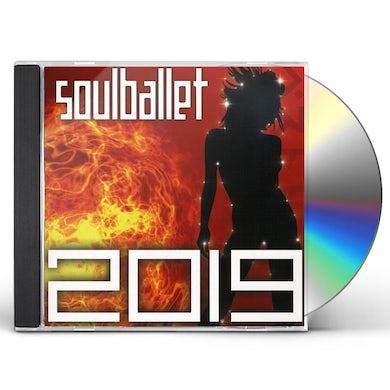 Soul Ballet 2019 CD