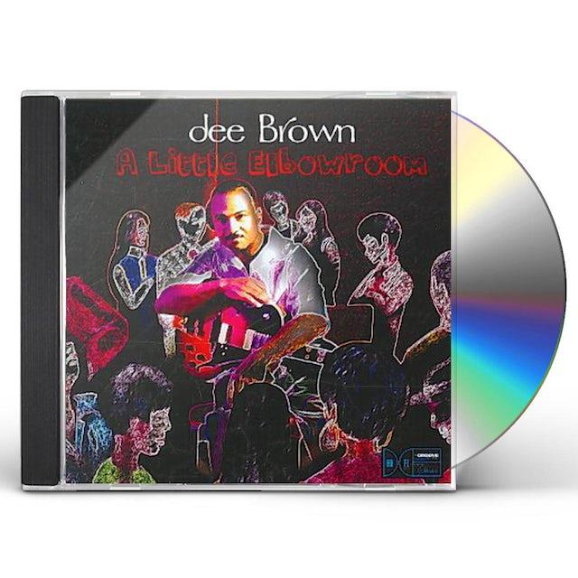 Dee Brown LITTLE ELBOWROOM CD