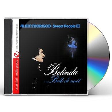 Alain Morisod BELINDA BELLE DE NUIT CD
