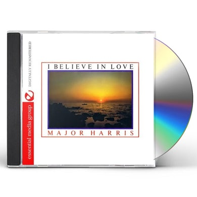 Major Harris I BELIEVE IN LOVE CD