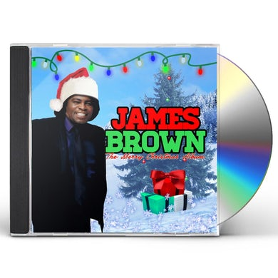 James Brown MERRY CHRISTMAS ALBUM CD