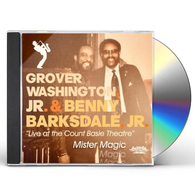 GROVER WASHINGTON JR. / BENNY BARKSDALE JR.