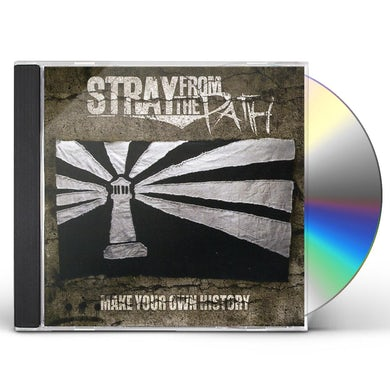 Stray From The Path MAKE YOUR OWN HISTORY CD