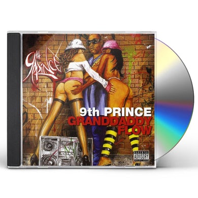 9Th Prince GRANDDADDYFLOW CD