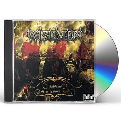 Wisemen CHILDREN OF A LESSER GOD CD