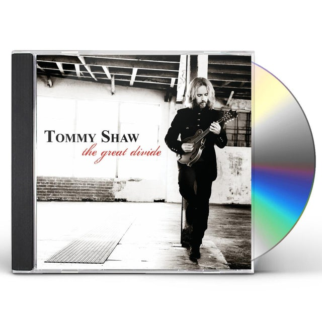 Tommy Shaw GREAT DIVIDE CD