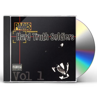 Paris PRESENTS: HARD TRUTH SOLDIERS 1 CD