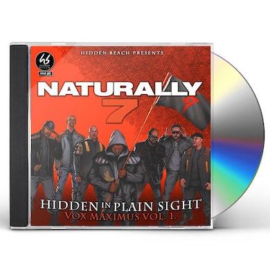 Naturally 7 HIDDEN IN PLAIN SIGH CD