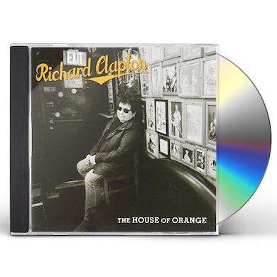 Richard Clapton HOUSE OF ORANGE CD
