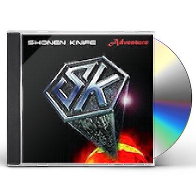 Shonen Knife ADVENTURE CD
