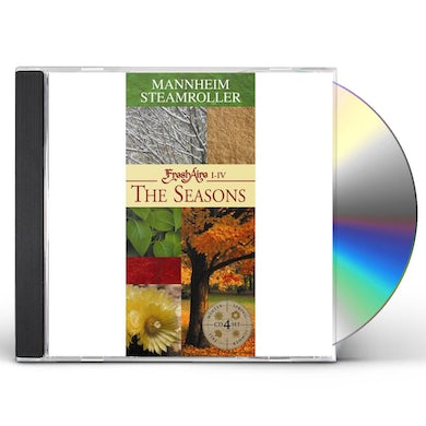 Mannheim Steamroller SEASONS CD