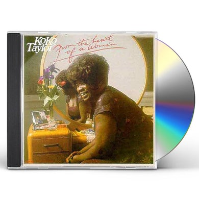 Koko Taylor FROM THE HEART OF A WOMAN CD