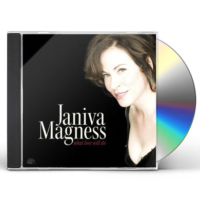 Janiva Magness WHAT LOVE WILL DO CD