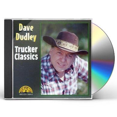 Dave Dudley TRUCKER CLASSICS CD