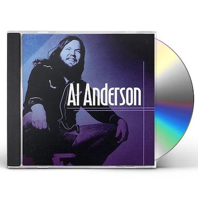 AL ANDERSON CD