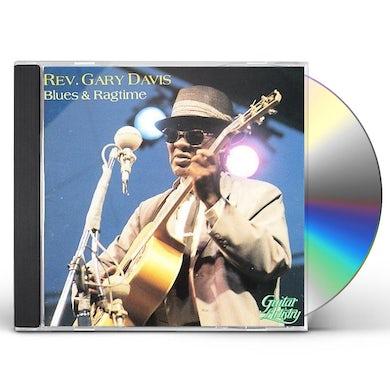 Rev Gary Davis BLUES & RAGTIME CD