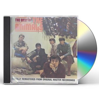 The Animals BEST OF CD
