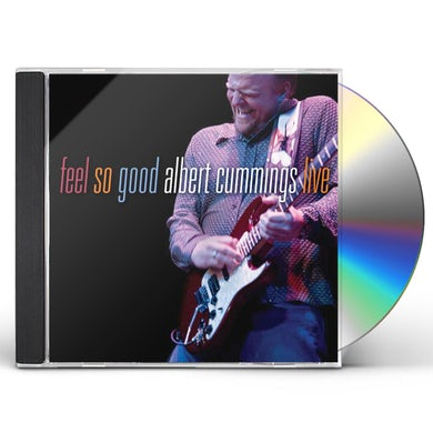 Albert Cummings FEEL SO GOOD CD