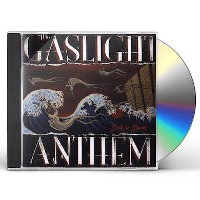 The Gaslight Anthem SINK OR SWIM CD