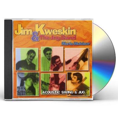 Jim Kweskin ACOUSTIC SWING & JUG CD