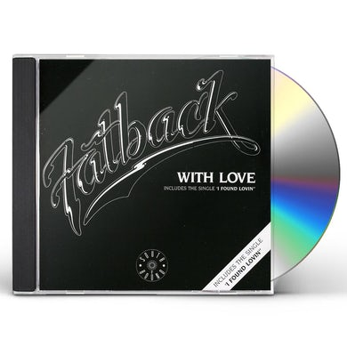 Fatback Band WITH LOVE CD