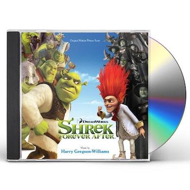 Harry Gregson-Williams SHREK FOREVER AFTER (SCORE) / Original Soundtrack CD