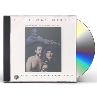 Airto Moreira 3-WAY MIRROR CD