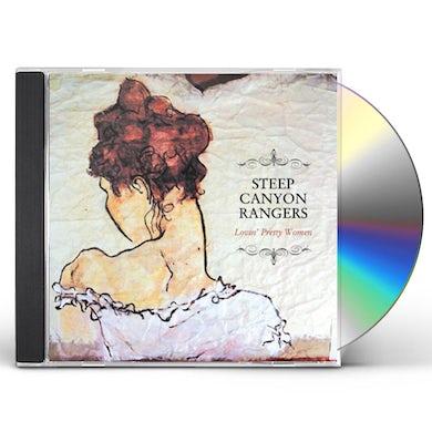 Steep Canyon Rangers LOVIN PRETTY WOMEN CD