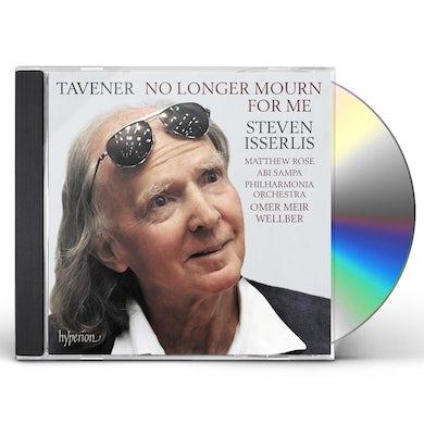 Steven Isserlis Tavener: No Longer Mourn For Me CD