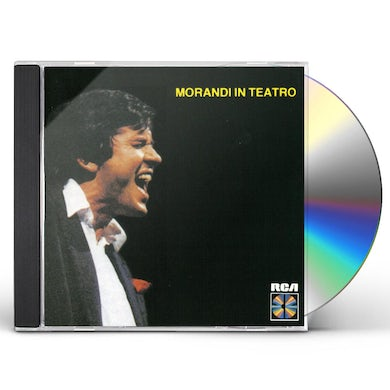 Gianni Morandi MORANDI IN TEATRO CD