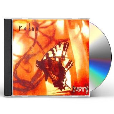 Rodan RUSTY CD
