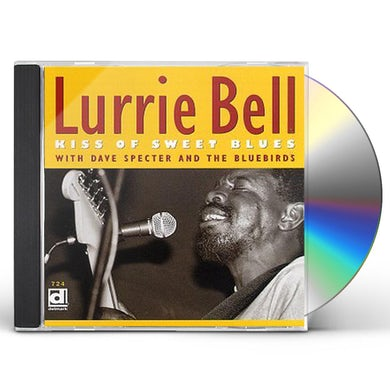 Lurrie Bell KISS OF SWEET BLUES CD