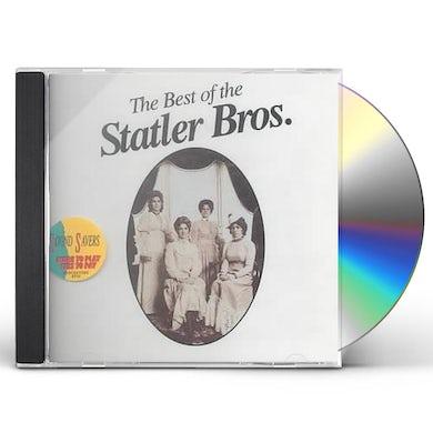 Statler Brothers BEST OF CD