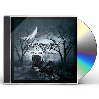 Out Of The Shadows CD
