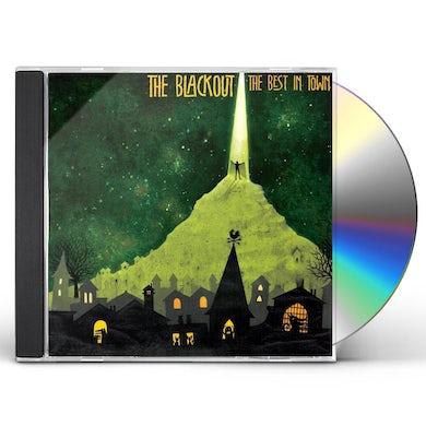 Blackout BEST IN TOWN CD