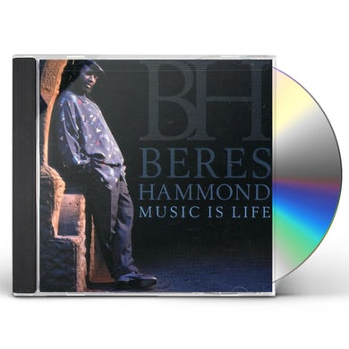 Beres Hammond MUSIC IS LIFE CD