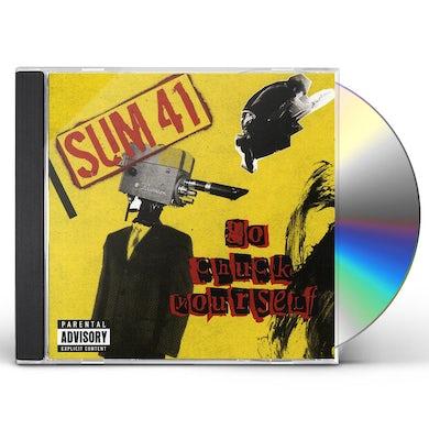 Sum 41 GO CHUCK YOURSELF CD