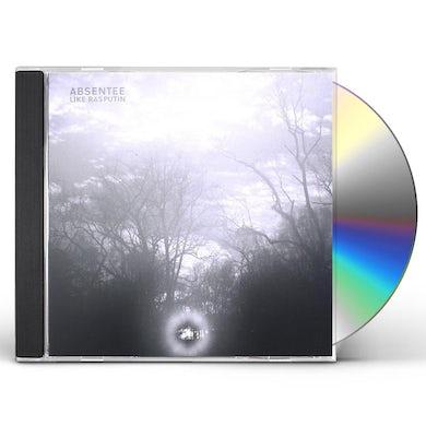 Absentee LIKE RASPUTIN CD
