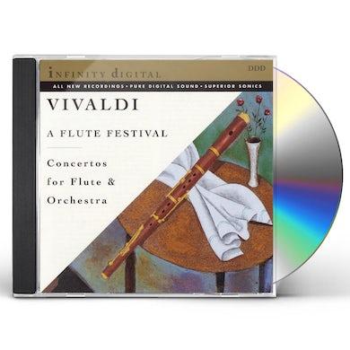 Vivaldi FLUTE FESTIVAL CD