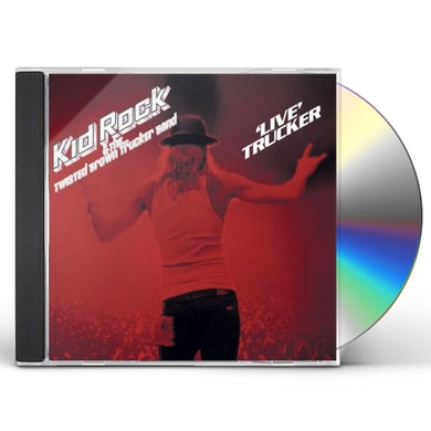 Kid Rock LIVE TRUCKER CD