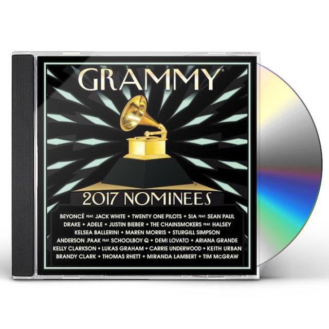 2017 Grammy Nominees / Various CD