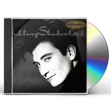 K.D. Lang SHADOWLAND CD