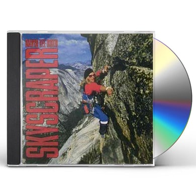 David Lee Roth SKYSCRAPER CD