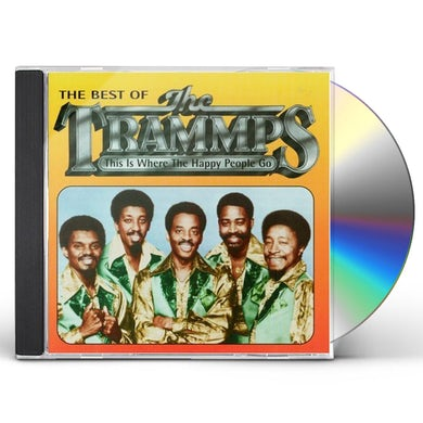 Trammps THIS IS WHERE THE HAPPY PEOPLE GO: BEST OF CD
