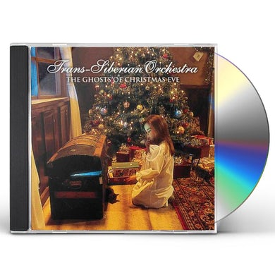 Trans-Siberian Orchestra GHOSTS OF CHRISTMAS EVE CD