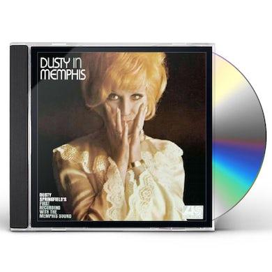 Dusty Springfield DUSTY IN MEMPHIS CD